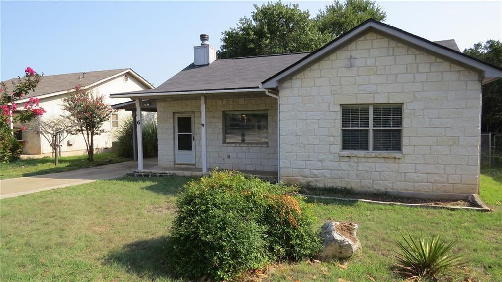 SOLD: Charming Starter Home in Gorgeous Wimberley