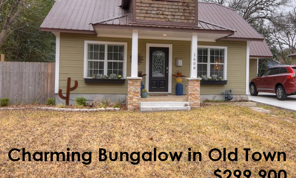 FOR SALE! Charming and Cozy Bungalow in Old Town